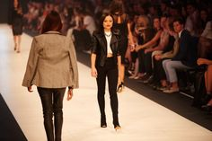 Dannii Minogue Petites at VAMFF Target Runway | via Fashion Journal