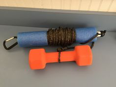 DIY Anchor & Float on a Necky Touring Kayak