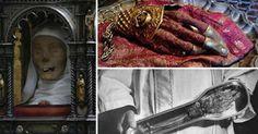 Assombroso: Estranhas e horríveis relíquias santas da igreja católica irão te amedrontar a noite inteira! - Sempre Questione