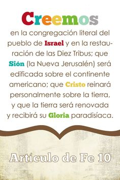 Lds Primary, Facebook, Frases, Saints, Faith In God, Continents, Jesus Christ