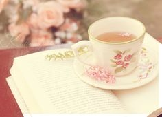 a good read and a nice cuppa