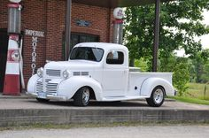 '40 Dodge Pick-up