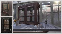 Consignment http://maps.secondlife.com/secondlife/The%20Pea/45/67/22