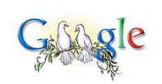 google dia de la paz - Buscar con Google