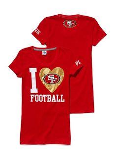 I <3 49ers Football