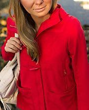 Paddington Softshell..want! perfect for winter gym sessions