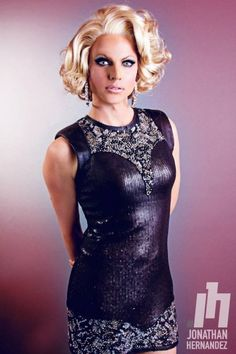 RuPaul's Drag Race: Courtney Act | G Philly somebody needs to check that ones tuck-- there isn't anything that says 'man' about her