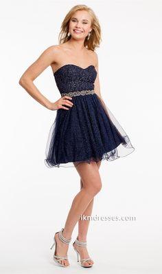 http://www.ikmdresses.com/Metallic-Lace-and-Glitter-Dress-p87411