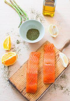 Ideas que mejoran tu vida My Favorite Food, Favorite Recipes, My Favorite Things, Pescado Salmon, Food Art Painting, Mexico Food, Fish And Seafood, Cantaloupe, Sushi