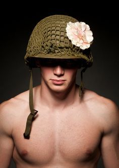 Military Style Gay Strappings
