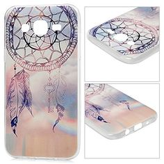 Samsung Galaxy J5 Coque Transparente de Illustration Originale en TPU Souple…