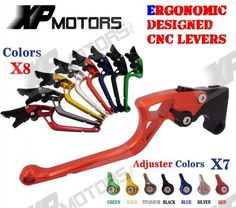 (29.56$)  Buy here  - Ergonomic New CNC Adjustable Right-angled 170mm Brake Clutch Lever For Ducati Monster S2R 800 2005 2006 2007