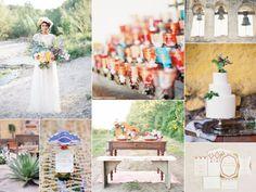 Fiesta Wedding Ideas | Burnett's Boards - Wedding Inspiration