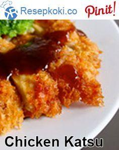 Chicken Katsu Ala Resep Koki