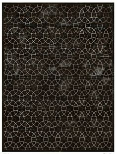 This Stella hide area rug by Mansour Modern is amazing!