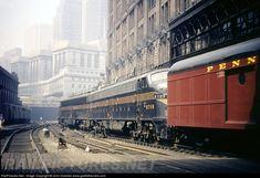 RailPictures.Net Photo: PRR 5799 Pennsylvania Railroad EMD E8(A) at Pittsburgh, Pennsylvania by John Dziobko www.godfatherrails.com