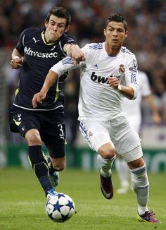 Gareth Bale vs CRISTIANO RONALDO