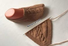 İSTEK YAĞMURUNA TUTULAN ŞİŞ PATİK EN SON YAYINLANDI | Nazarca.com Baby Knitting Patterns, Free Knitting, Crochet Patterns, Easy Crochet, Free Crochet, Braided Scarf, Knit Stockings, Crochet Boots, Seed Stitch