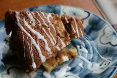Apple Cinnamon Bunt Cake