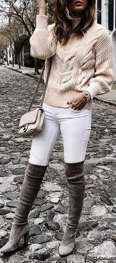 55 Adorable & Charming Winter Outfit Ideas