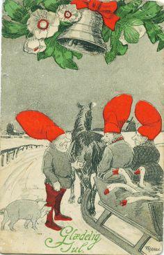 1914 - Nissekort af Fritz Kraul - tilhører Per Sørensen