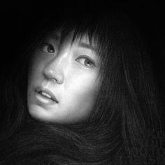 女64 Woman 64 - lunar by elpoeptac, via Flickr