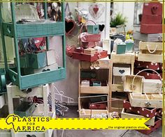 Looking for that special gift for your family or friend? Visit your nearest #PlasticsForAfrica branch and browse through our wide range of #Giftware.