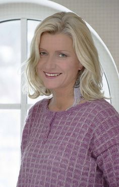 Ravelry: ROSA genser pattern by Karihdesign Kari Hestnes