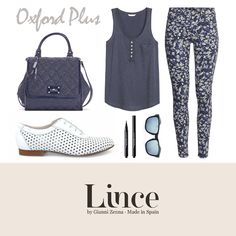 Look Oxford Plus.  #lince #linceshoes #hechoenespaña #tendencias #shoes #calzado #moda #celebrities #trends #madeinspain
