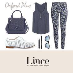 Look Oxford Plus.  #lince #linceshoes #hechoenespaña #tendencias #shoes #calzado #moda #celebrities #trends #madeinspain