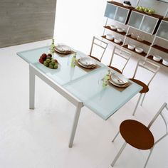 Elasto Dining Table Calligaris