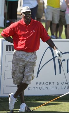 men's golf celebrities | The Michael Jordan Celebrity Invitational Golf Tournament: Celebrity ...