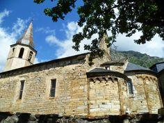 Publicamos la ruta de las iglesias románicas del Val d'Aran o Valle de Arán. #historia #turismo http://www.rutasconhistoria.es/ruta/ruta-romanica-del-valle-de-aran