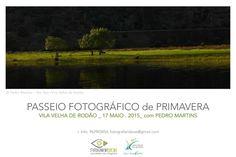 Amanhã no Monumento Natural das Portas de Rodão...