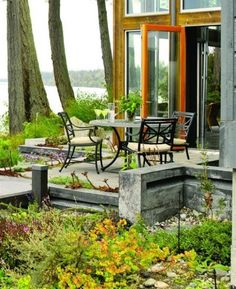Lake House Design Ideas with Country Style Decorating 6