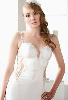 Galia Lahav Spring 2015 : La Dolce Vita Bridal Collection #Galia Lahav, #LaDolceVita, #Bridal, #Gowns