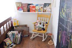 perfect reading corner