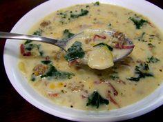 Vegetarian Zuppa Toscana recipe