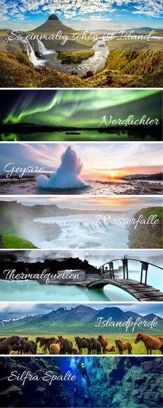 Island ist die wohl vielfältigste und spannendste Insel der Welt! Mit meinen Island Tipps erfahrt ihr alles über die Geysire, Wasserfälle, Nordlichter und weitere Naturwunder auf Island.#island #iceland #travel #spartipps #bucketlist #reisen #natur #nature #nordlichter #wonders #fernweh