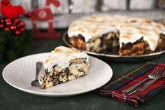 Mi jobb a mákos gubánál? Hát a mákosguba torta! Guam, Cake Cookies, Cheesecake, Poppy, Pudding, Sweets, Food, Cakes, Gummi Candy