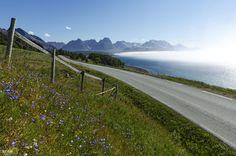 Svensby, Troms Fylke, Norway
