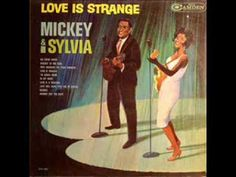 The original Mickey and Sylvia version of #loveisstrange, most famously featured in Dirty Dancing and Terrence Malick's Badlands