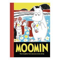 Moomin Book Six   The Complete Lars Jansson Comic Strip