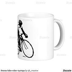 Steren-bike-rider-2400px Coffee Mug
