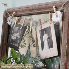 Vintage Inspiration Party #165 - Christmas Decor Galore! - Knick of Time