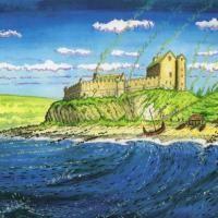 Aros Castle, Argyll