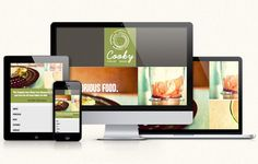 Cooky – Free Mobile Site Template | Anariel Design | WordPress Themes & Website Templates