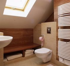 Forum Budowlane :: Zobacz temat - Jak urządzić łazienkę na poddaszu?