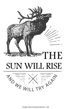 Inspirational Quotes:   The sun will rise and we will try again.  Follow: https://www.pinterest.com/DAR_Centers/