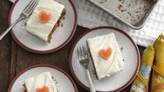 Try this classic cake recipe, and you'll make it a permanent addition to your collection! Carrot cake!
